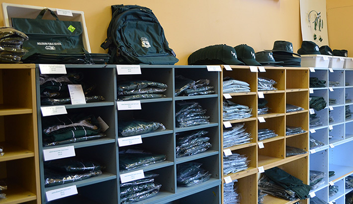 In-School Uniform Shops